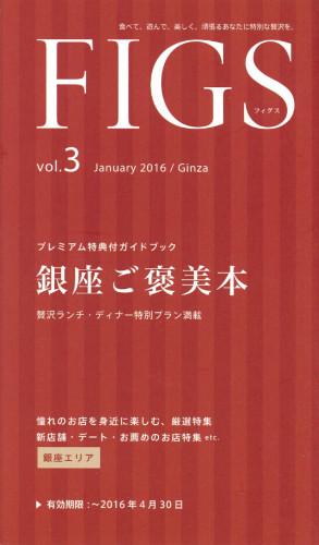 FIGS vol.3表紙